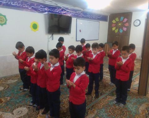 آشنایی نوآموزان عزیز با مسجد