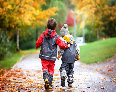 مهارت دوست یابی در فرزندان