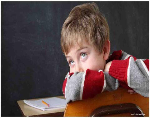 نشانههای عمومی نوآموزان بیش فعال در کلاس
